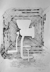 Delete Grinder | Christoph Mügge | available artwork