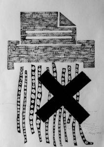 Delete Paper Shredder | Christoph Mügge | available artwork