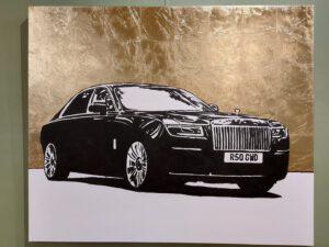 Rolls Royce Ghost | Florin Ungureanu | available artwork