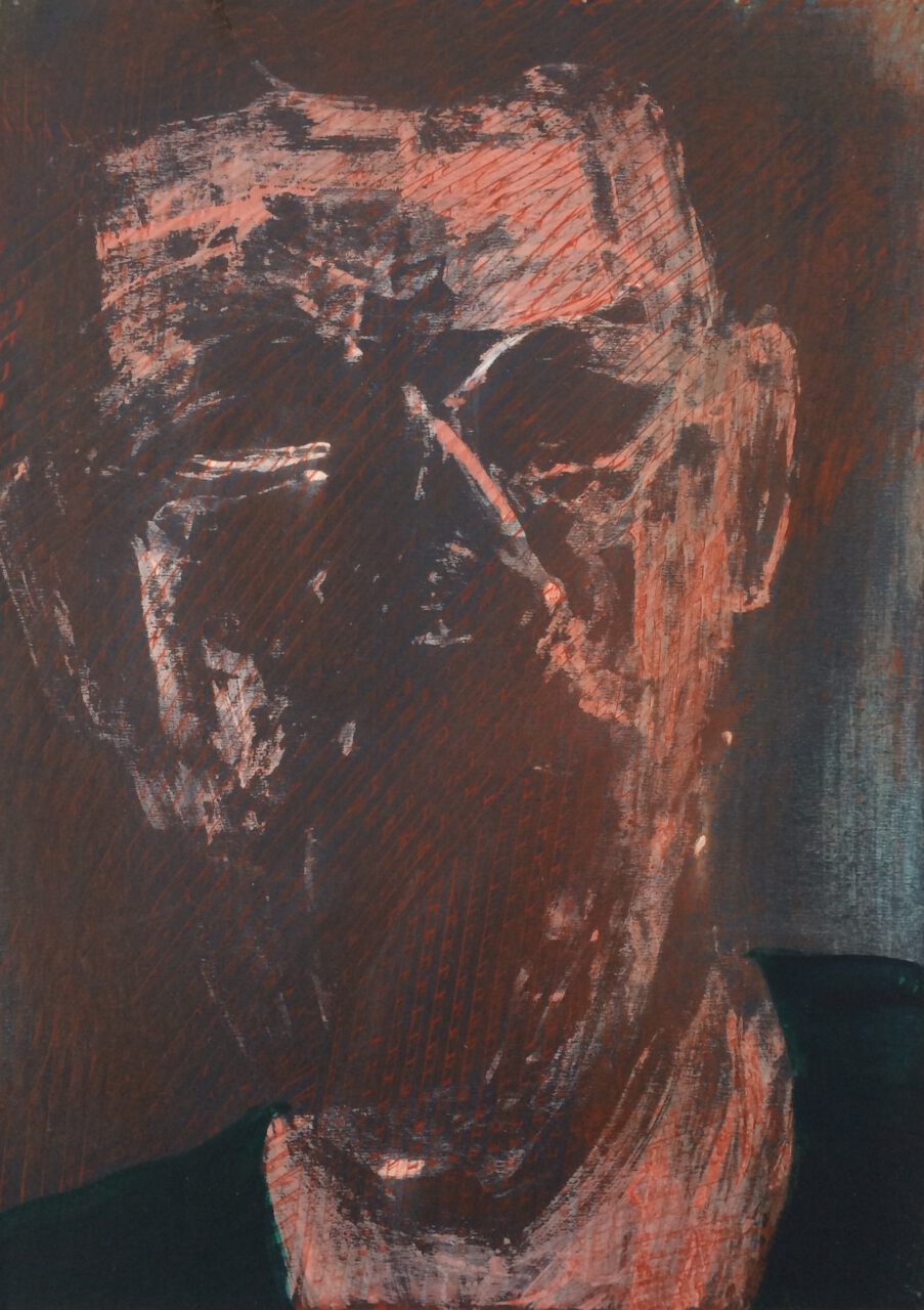 mask 2   Jan Ziegler   available artwork
